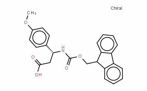 Fmoc-(R)- 3-Amino-3-(4-methoxyphenyl)-propionic acid