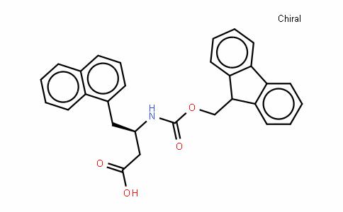Fmoc-D-β-HoAla(1-Naphthyl)-OH