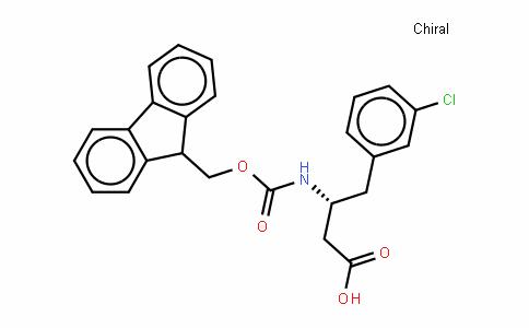 Fmoc-D-β-HoPhe(3-Cl)-OH
