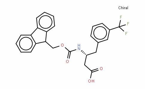 Fmoc-D-β-HoPhe(3-CF3)-OH