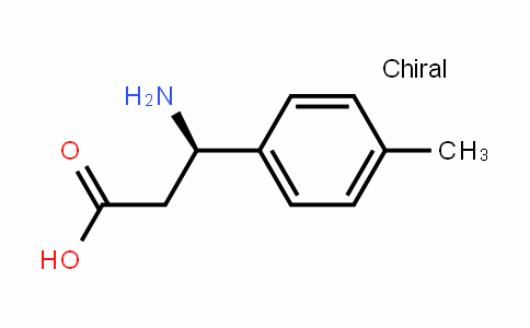 (R)-3-Amino-3-(4-methyl-phenyl)-propionic acid
