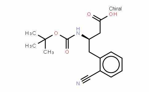 Boc-D-β-HoPhe(2-CN)-OH