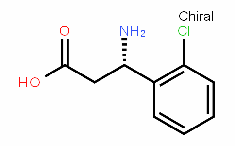(S)- 3-Amino-3-(2-chlorophenyl)-propionic acid