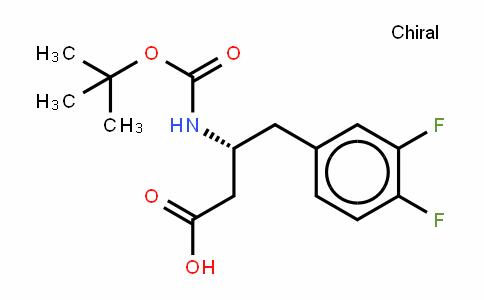 Boc-D-β-HoPhe(3,4-DiF)-OH