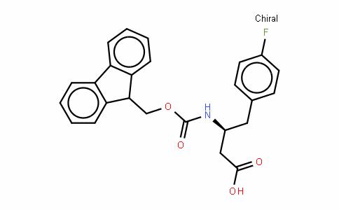 Boc-D-β-HoPhe(4-F)-OH
