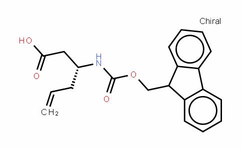 Fmoc-D-β-HoGly(Allyl)-OH