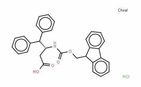 Fmoc-D-β-HoAla(4,4-Diphenyl)-OH