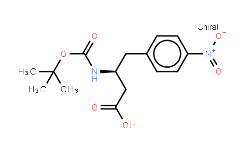 Boc-β-HoPhe(4-NO2)-OH