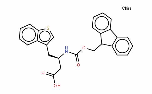 Fmoc-D-β-HoAla(3-benzothienyl)-OH
