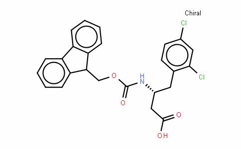 Fmoc-D-β-HoPhe(2,4-DiCl)-OH