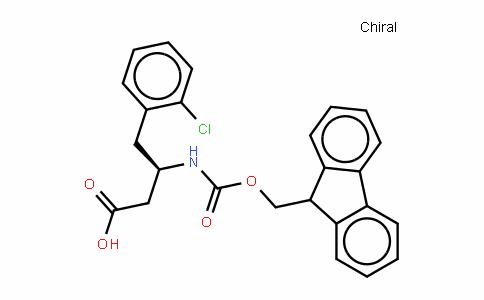 Fmoc-D-β-HoPhe(2-Cl)-OH