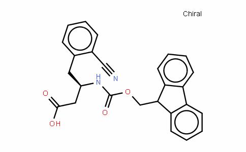 Fmoc-D-β-HoPhe(2-CN)-OH
