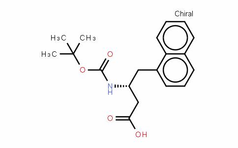 Boc-D-β-HoAla(1-Naphthyl)-OH
