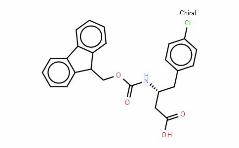 Fmoc-D-β-HoPhe(4-Cl)-OH