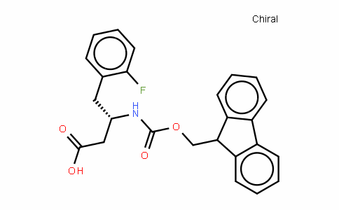 Fmoc-β-HoPhe(2-F)-OH