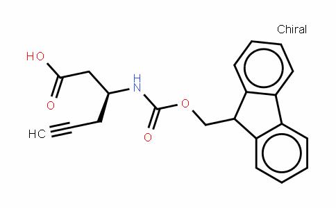 Fmoc-β-HoGly(Propargyl)-OH