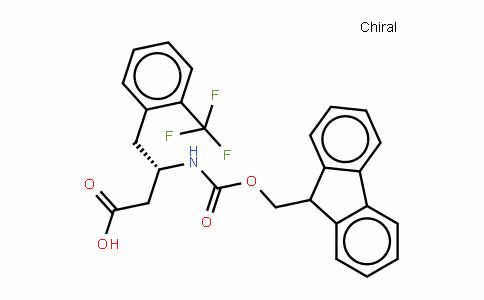 Fmoc-β-HoPhe(2-CF3)-OH