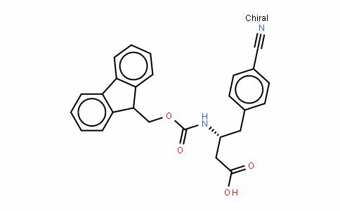 Fmoc-D-β-HoPhe(4-CN)-OH