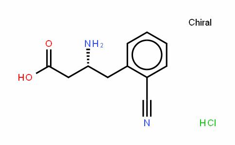 H-D-β-HoPhe(2-CN)-OH.HCl