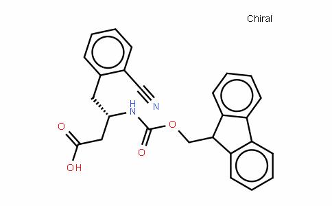 Fmoc-β-HoPhe(2-CN)-OH