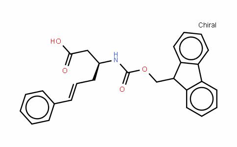 Fmoc-β-HoAla(styryl)-OH