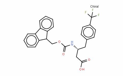 Fmoc-D-β-HoPhe(4-CF3)-OH