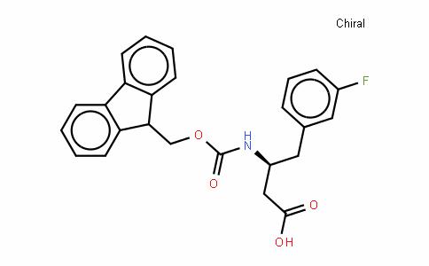 Fmoc-β-HoPhe(3-F)-OH