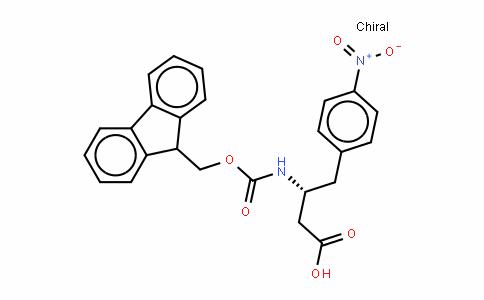 Fmoc-D-β-HoPhe(4-NO2)-OH