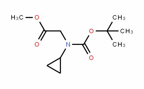 N-Boc-Cyclopropylglycine Methyl ester