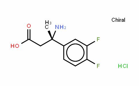 H-β-HoPhe(3,4-DiF)-OH.HCl