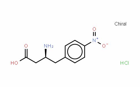 H-β-HoPhe(4-NO2)-OH.HCl