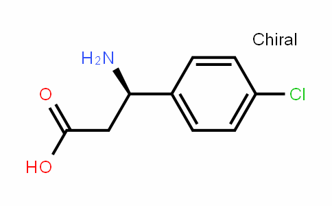 (R)- 3-Amino-3-(4-chlorophenyl)-propionic acid