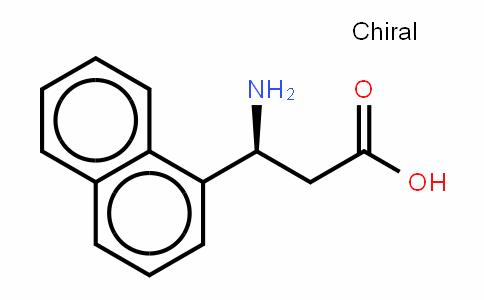 (S)- 3-Amino-3-(1-naphthylphenyl)-propionic acid