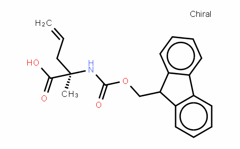 (R)-N-(9-Fluorenylmethylcarbamate)-2-(2'-propylenyl)alanine