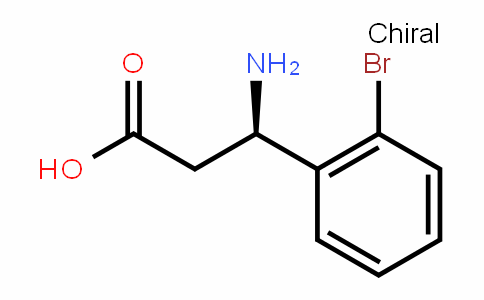 (R)- 3-Amino-3-(2-bromophenyl)-propionic acid