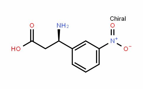 (R)- 3-Amino-3-(3-nitrophenyl)-propionic acid