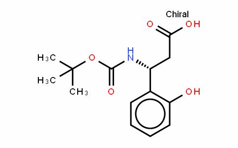 Boc-(R)- 3-Amino-3-(2-hydroxyphenyl)-propionic acid