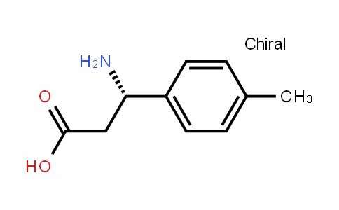 (S)-3-Amino-3-(4-methyl-phenyl)propionic acid