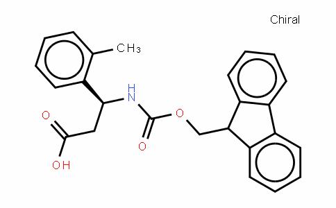 Fmoc-(S)-3-Amino-3-(2-methyl-phenyl)propionic acid