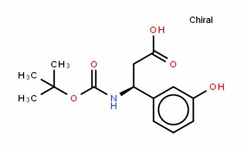 Boc-(S)- 3-Amino-3-(3-hydroxyphenyl)-propionic acid
