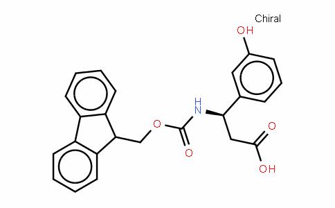 Fmoc-(R)- 3-Amino-3-(3-hydroxyphenyl)-propionic acid