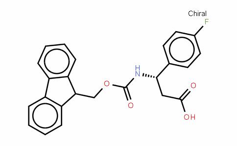 Fmoc-(S)- 3-Amino-3-(4-fluorophenyl)-propionic acid