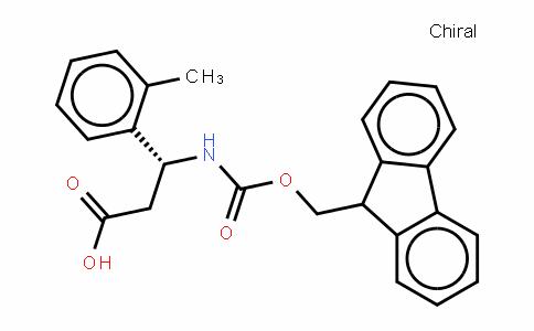 Fmoc-(R)-3-Amino-3-(2-methyl-phenyl)propionic acid