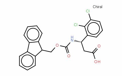 Fmoc-(S)- 3-Amino-3-(2,3-dichlorophenyl)-propionic acid
