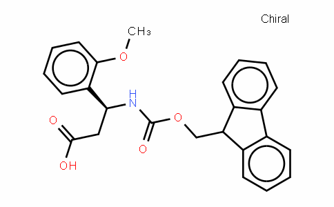 Fmoc-(S)- 3-Amino-3-(2-methoxyphenyl)-propionic acid