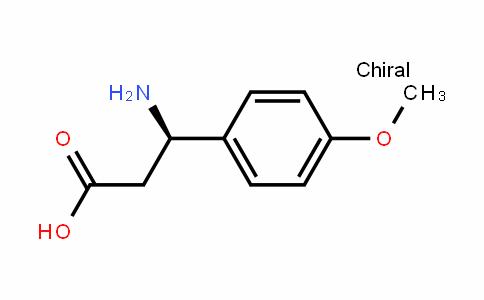 (R)- 3-Amino-3-(4-methoxyphenyl)-propionic acid