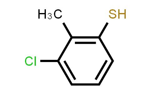 3-Chloro-2-methylbenzenethiol
