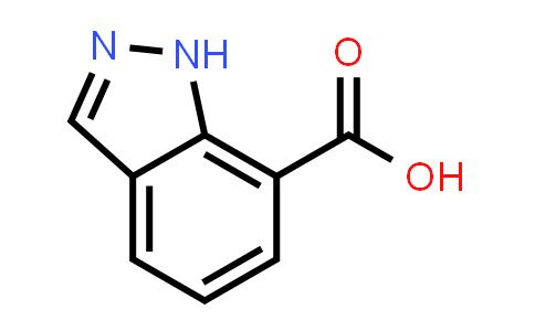 7-Indazole carboxylic acid