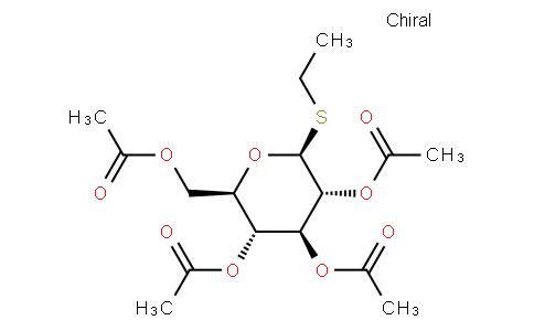 Ethyl 2,3,4,6-Tetra-O-acetyl-β-D-thioglucopyranoside