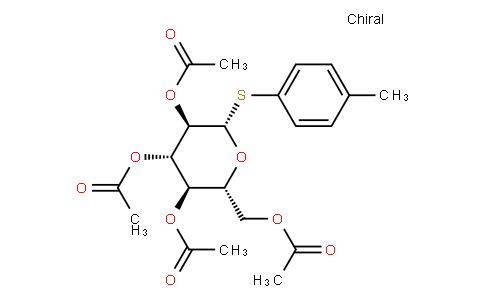 4-Methylphenyl 2,3,4,6-tetra-O-acetyl-1-thio-β-D-glucopyranoside